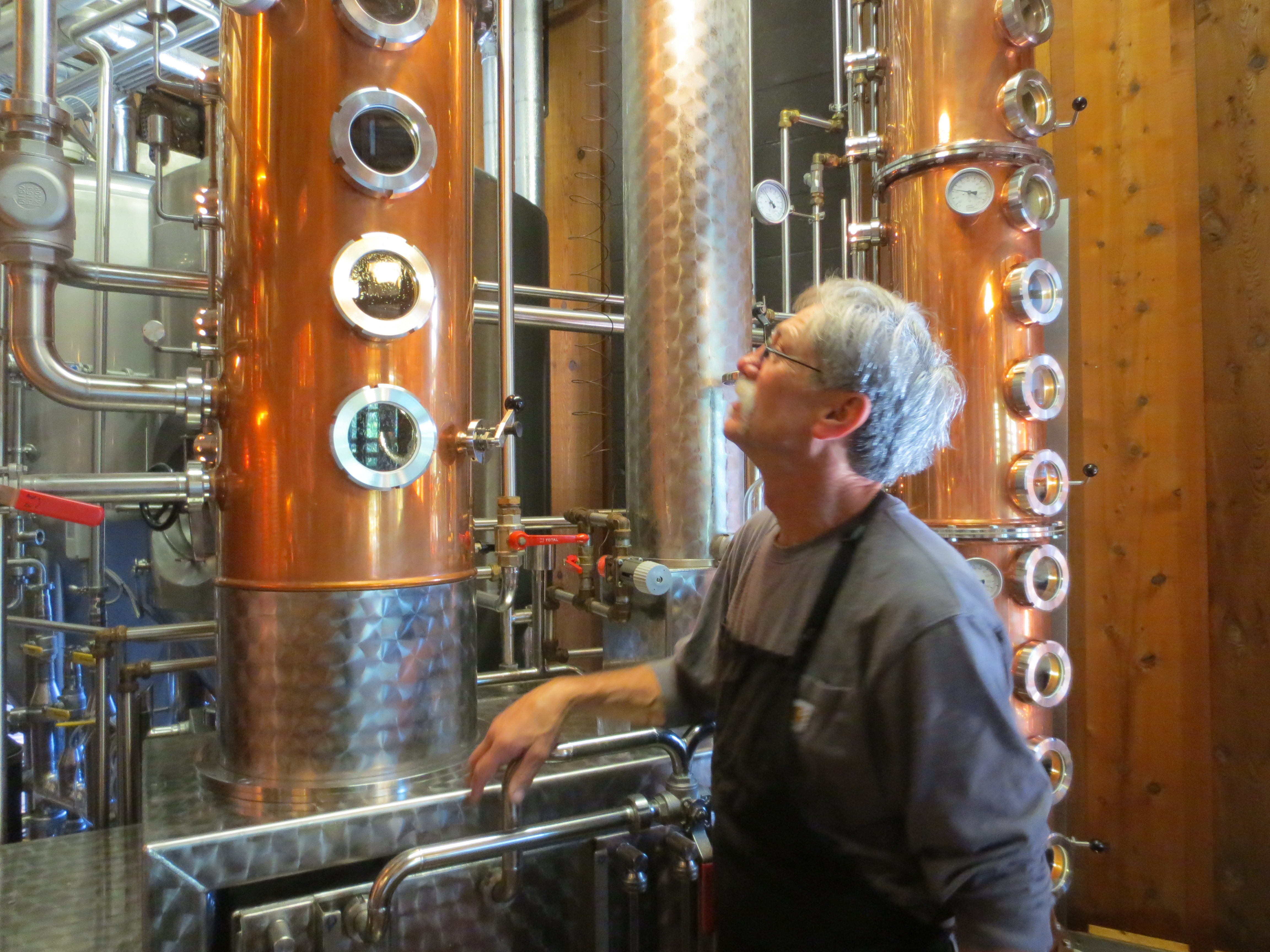 Voted Best Distillery 2017!