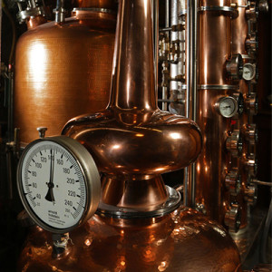 The small still at Fremont Mischief.  Photo by Marcus R. Donner
