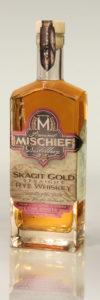 Fremont Mischief Skaggit Gold Straight Rye Whiskey