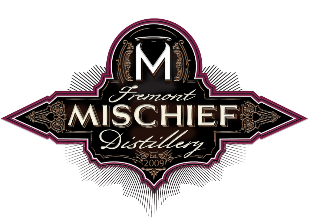 Fremont Mischief Distillery Color Logo