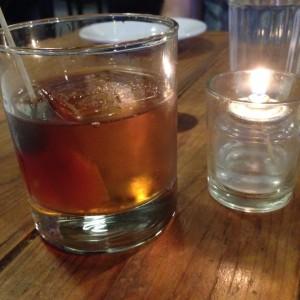 whiskey manhattan