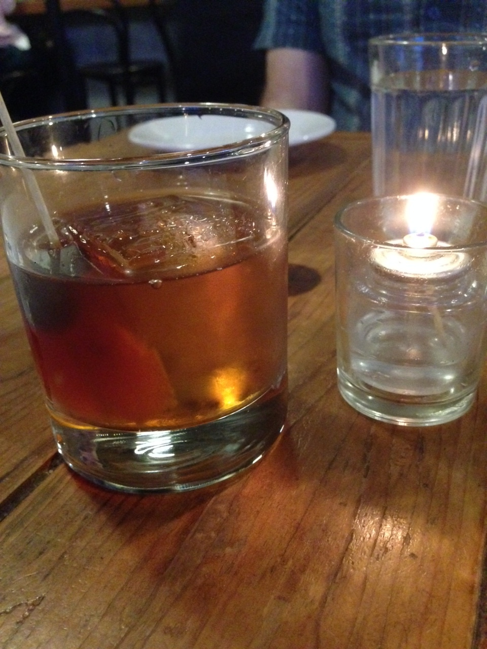 whiskey manhattan