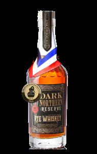 Dark Northern Reserve Rye Whiskey PNG
