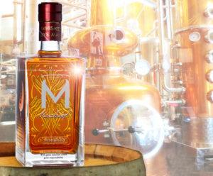 New Whiskey with stills