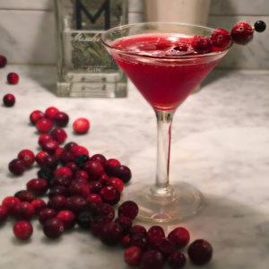 cranberry-gin-gimmlet