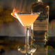 Pamplemousse Vanille Rye Martini