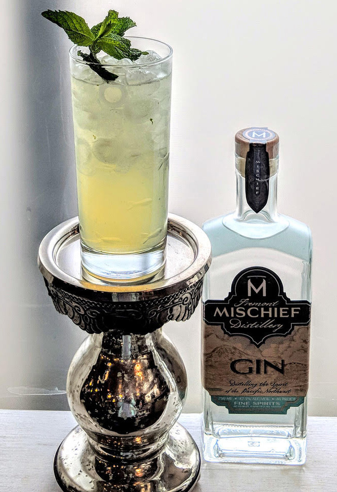 The Southside Cocktail