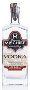 Mischief Vodka White Background