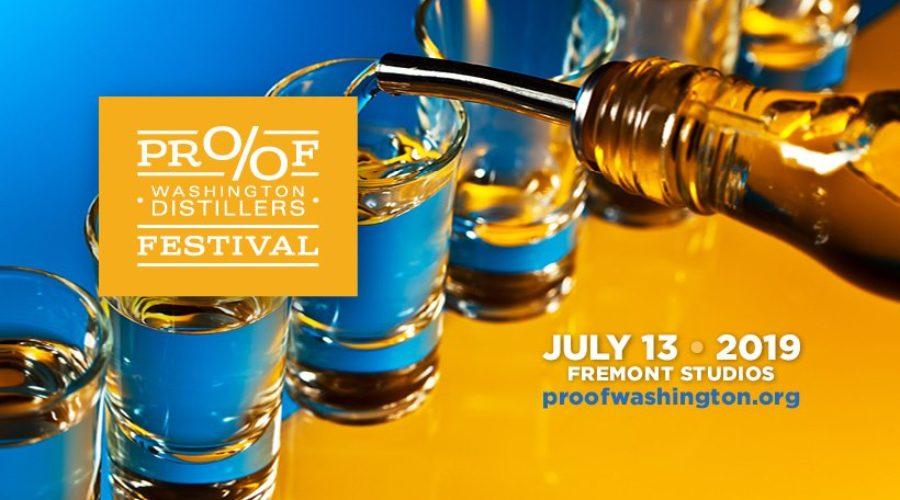 Proof Washington Distillers Festival