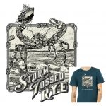 Storm Tossed T-Shirts – 2019