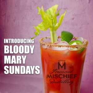 Bloody Mary Sunday at Mischief