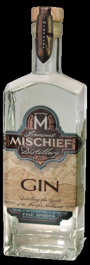 Fremont Mischief Gin
