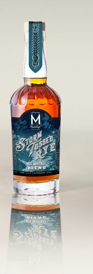 Storm Tossed Rye Whiskey - Northwestern